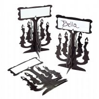 Candelabra Place Cards (12)